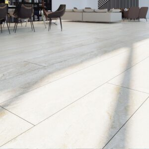 Kattopaneeli ja lattialaatta
