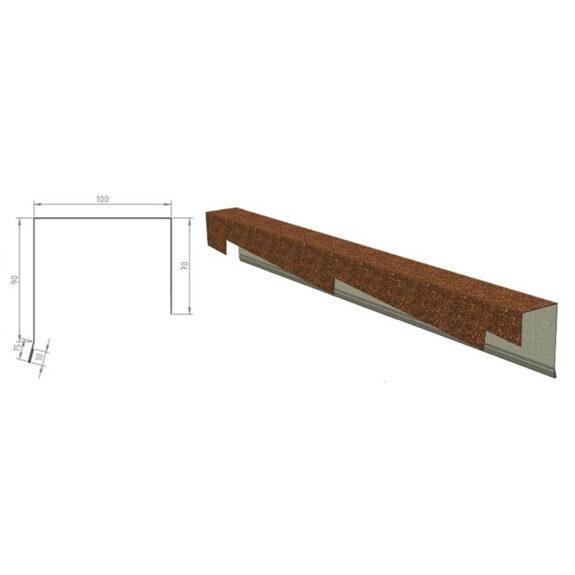 Basaltkihiga-viiluplekk-vasak-Queentile